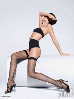 fishnet stockings and heels and girls stocking ideas