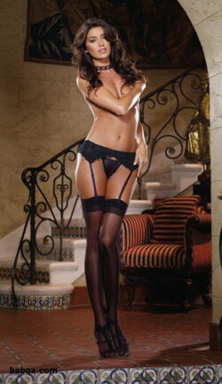stocking stuffer women and seamed stockings tease