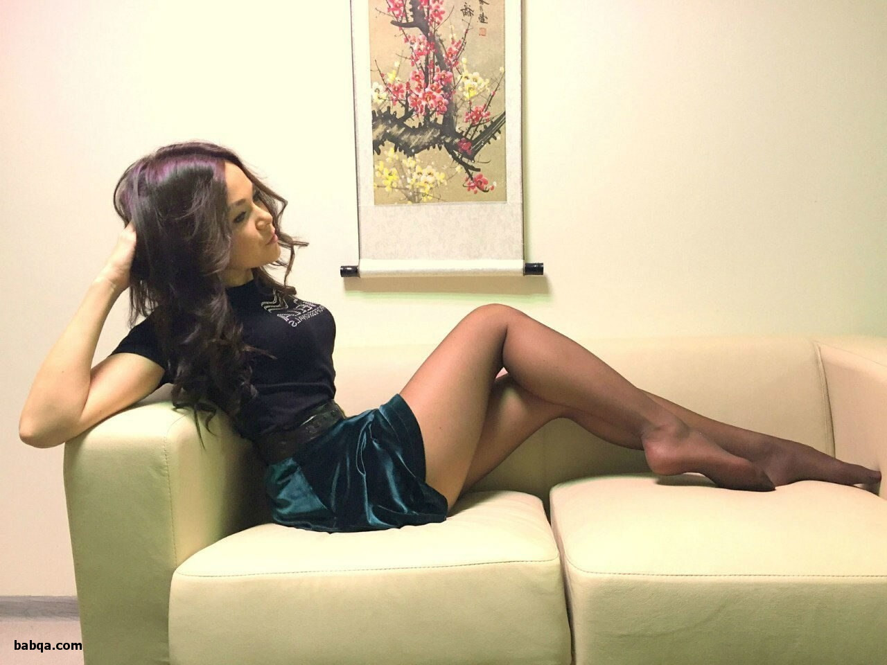dream of socks and high heels and stockings