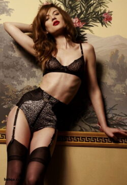 images of lingeries and stocking tease video