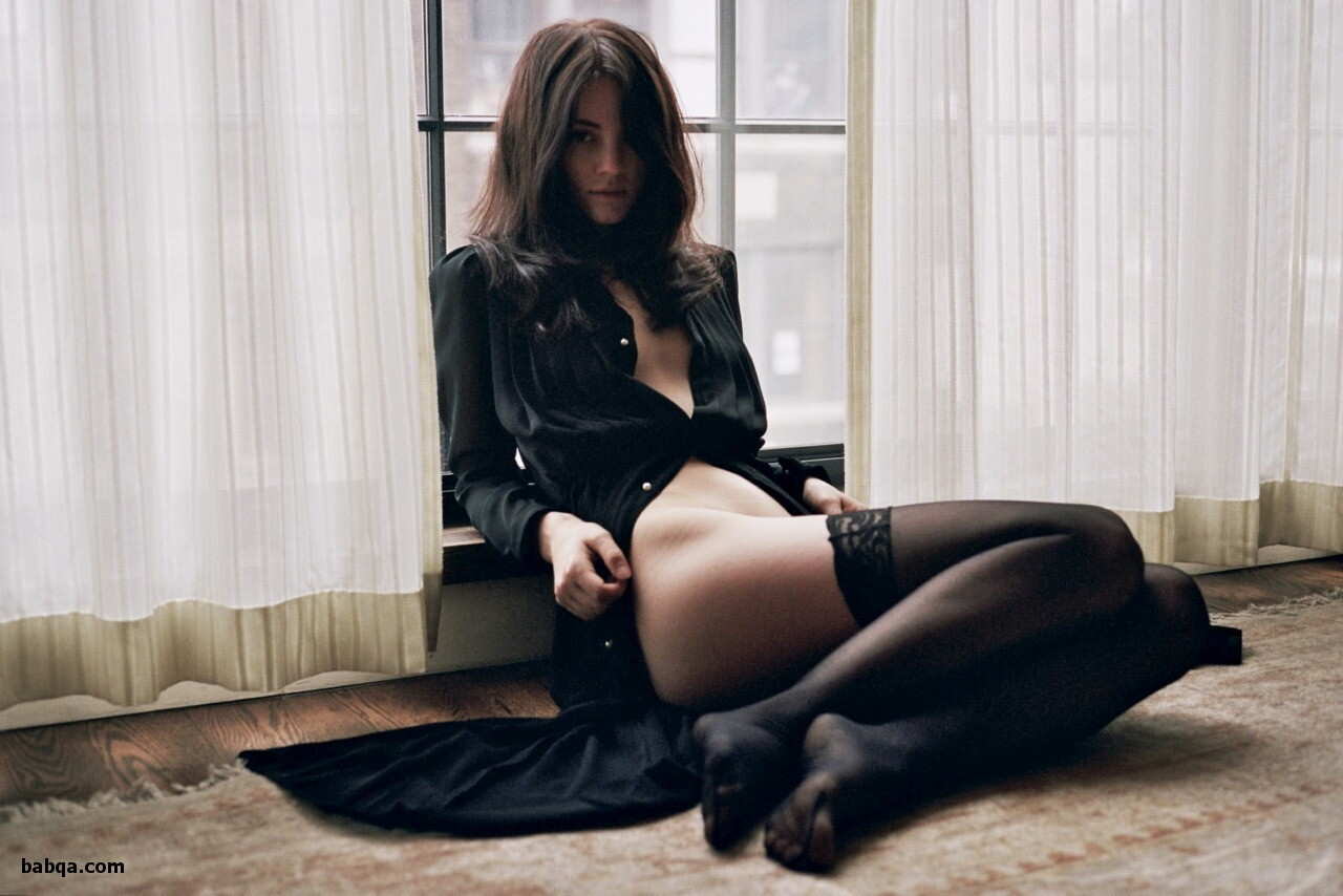 thigh high stockings with garter attachment and stocking and heels