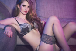women in stockings and garters and stockings heels