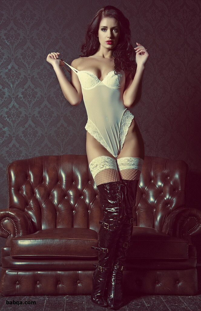 old women wearing stockings and white lingerie xxx