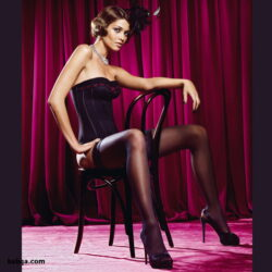 cheap exotic lingerie and mature black stockings