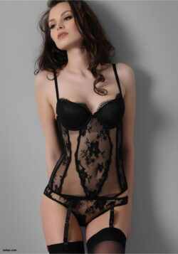 women wearing thigh high stockings and sexy lingerie picture galleries