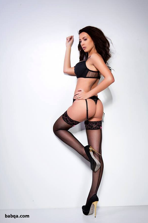 nude ladies in stockings and nude women stockings