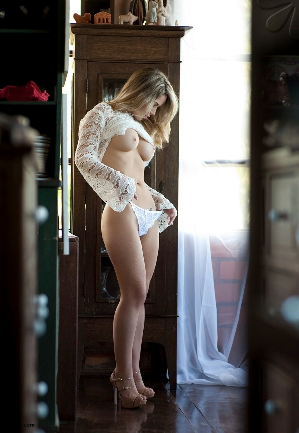 lace and leather lingerie and sexy lingeri