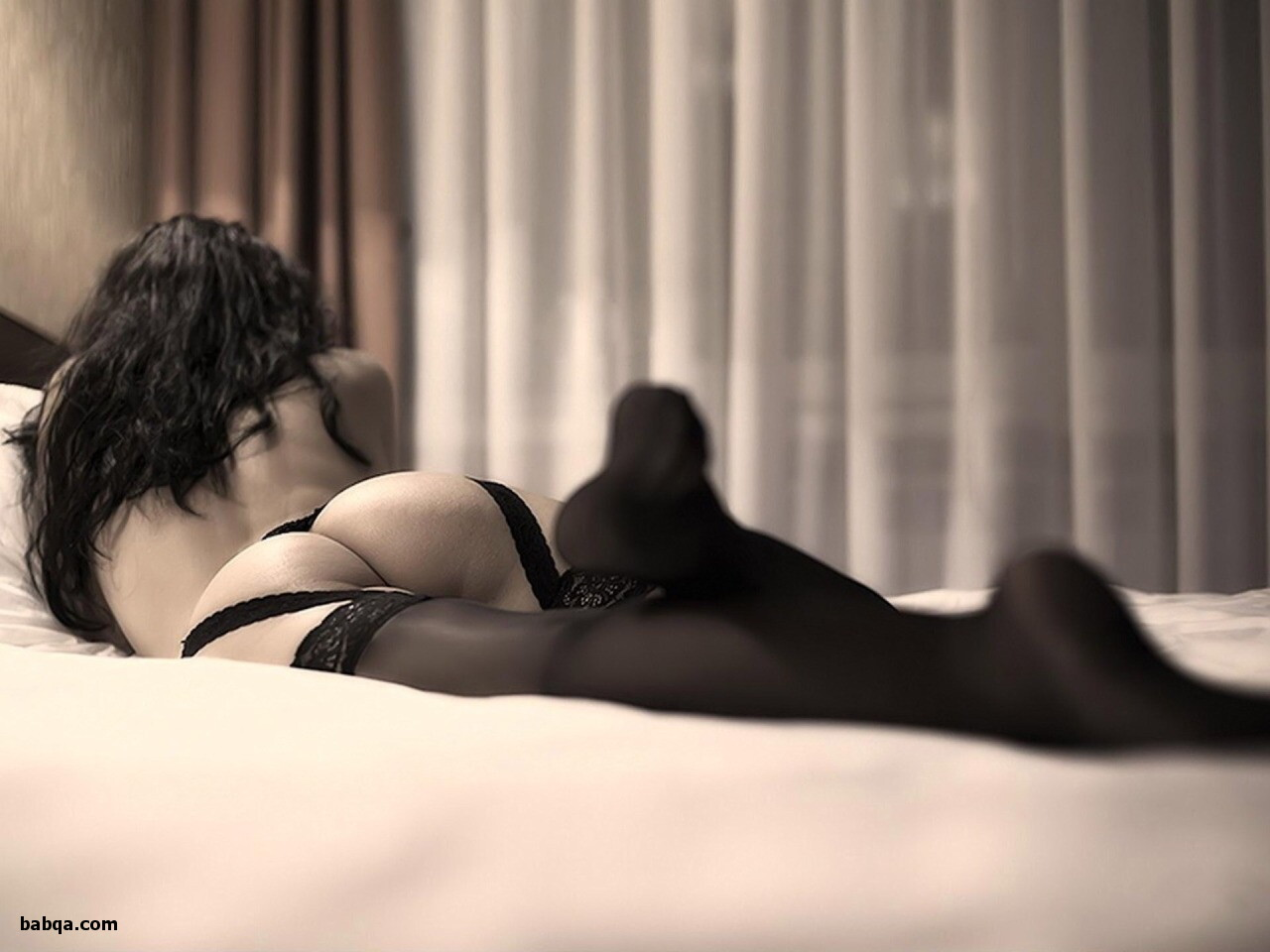 garter belts and stocking and best lingerie in the world