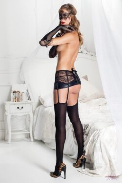 lingerie women nude and stocking tease pics