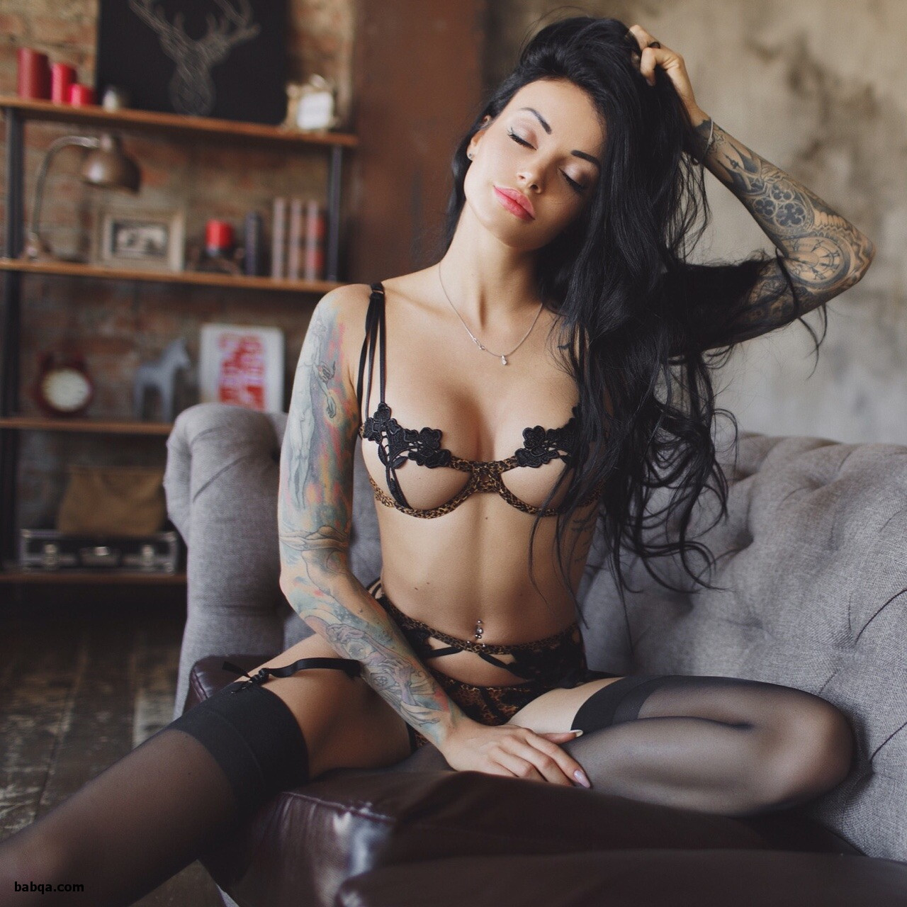hot erotic lingerie and stockings mature videos