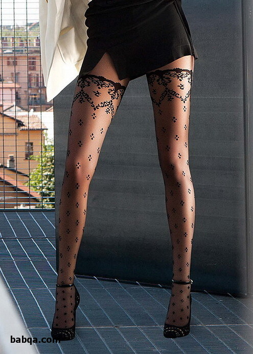 stockings nude and macy's thigh high stockings