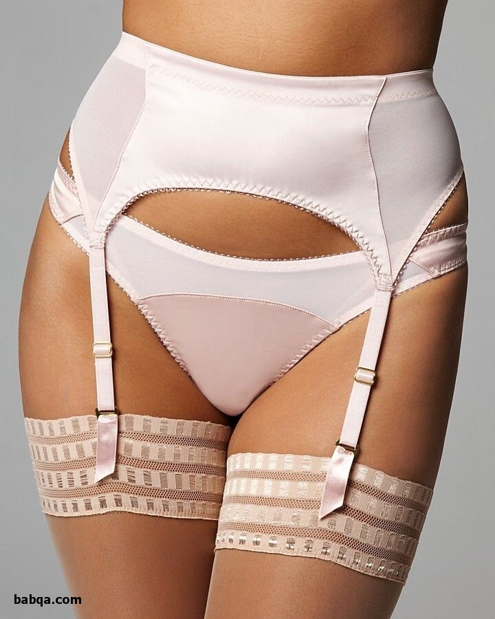 plus size nude lingerie and do thigh high stockings stay up